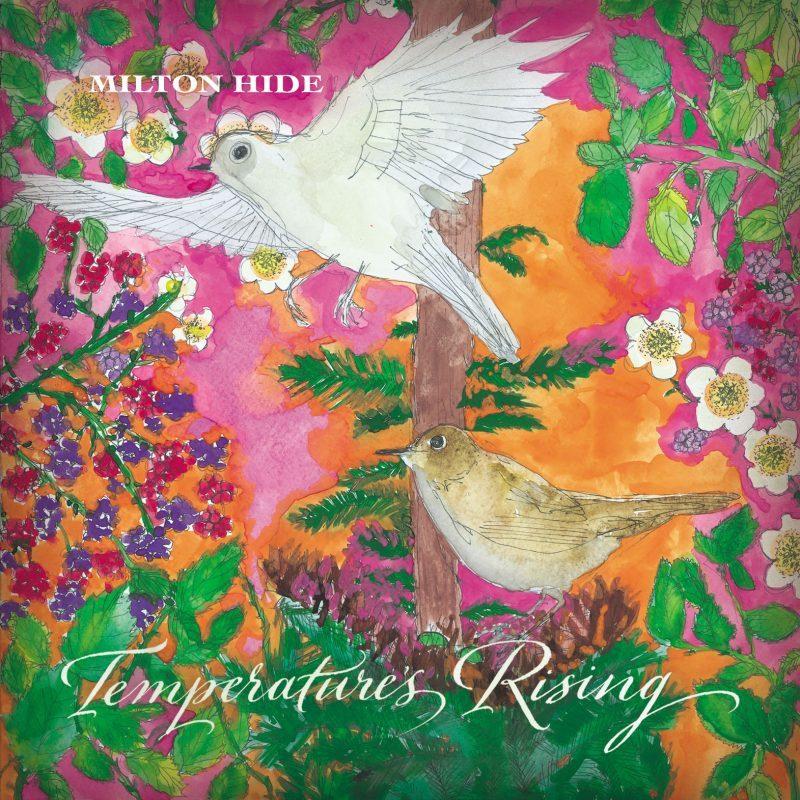 Temperature's Rising cd cover