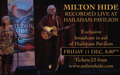 Concert at Hailsham Pavilion
